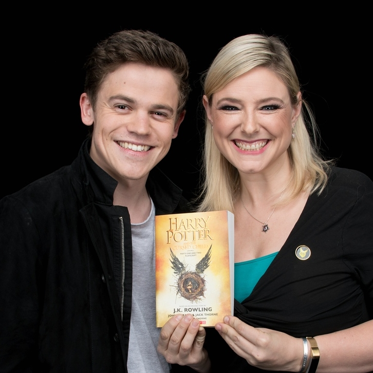 "Sam Clemmett  ""Harry Potter & the Cursed Child"""
