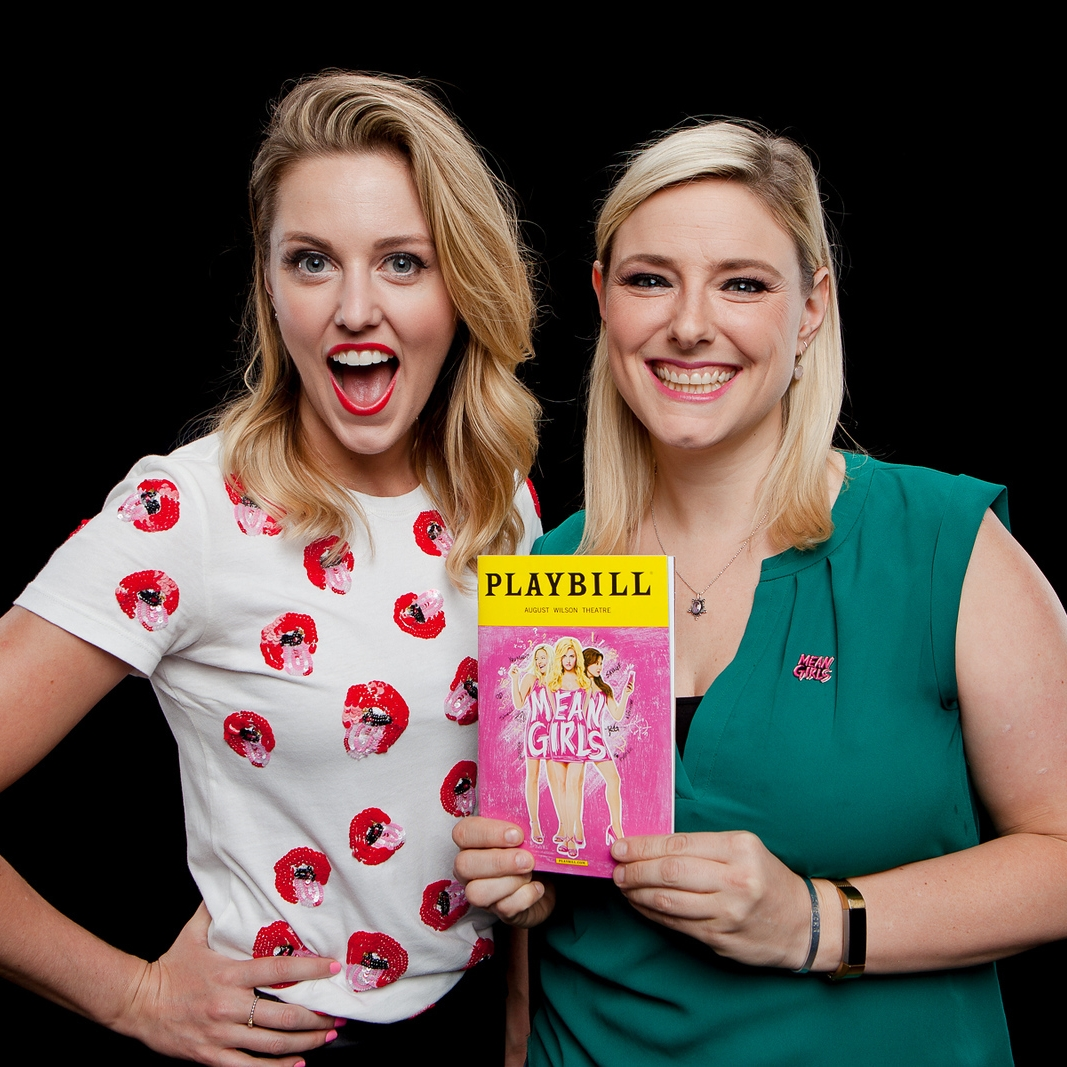 "Taylor Louderman  ""Mean Girls: The Musical"""