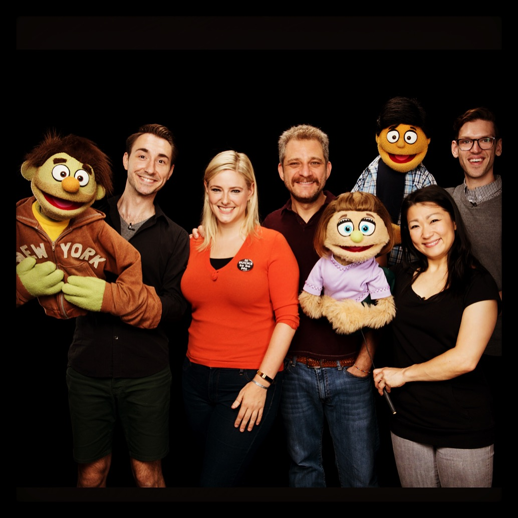 "Jeff Marx  ""Avenue Q"""