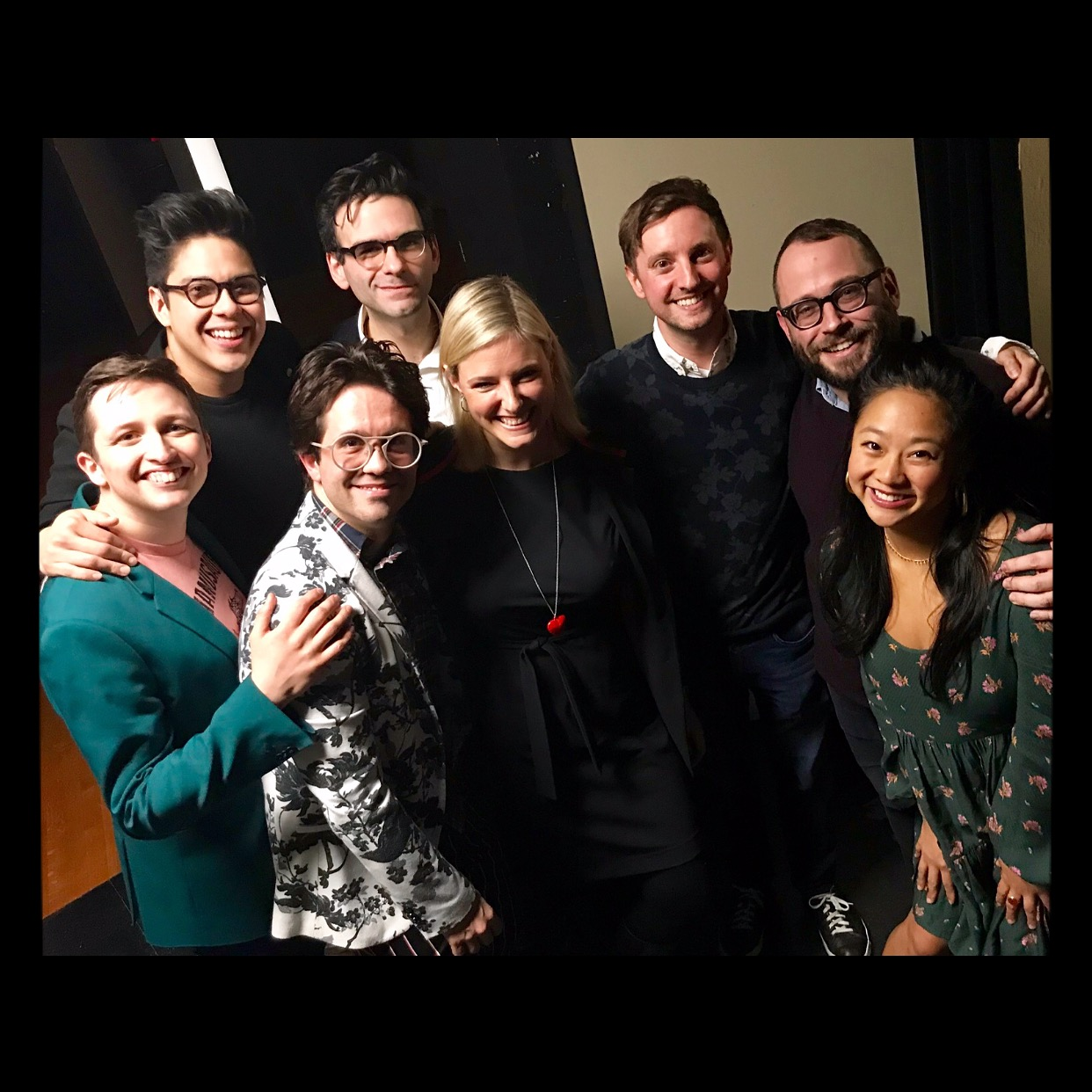 "Will Roland, George Salazar, Chase Brock, Joe Iconis, Joe Tracz, Stephen Brackett & Stephanie Hsu  ""Be More Chill"""