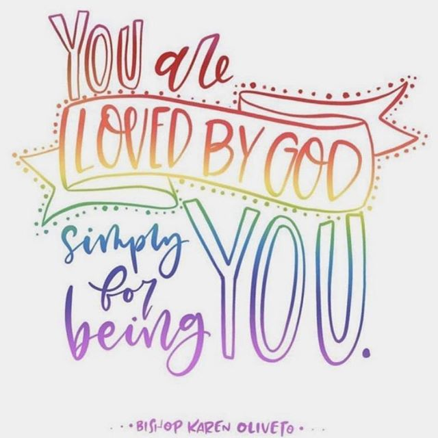 If you don't already know... you are Gods Beloved. #foreveryoneborn #umc #loveislove