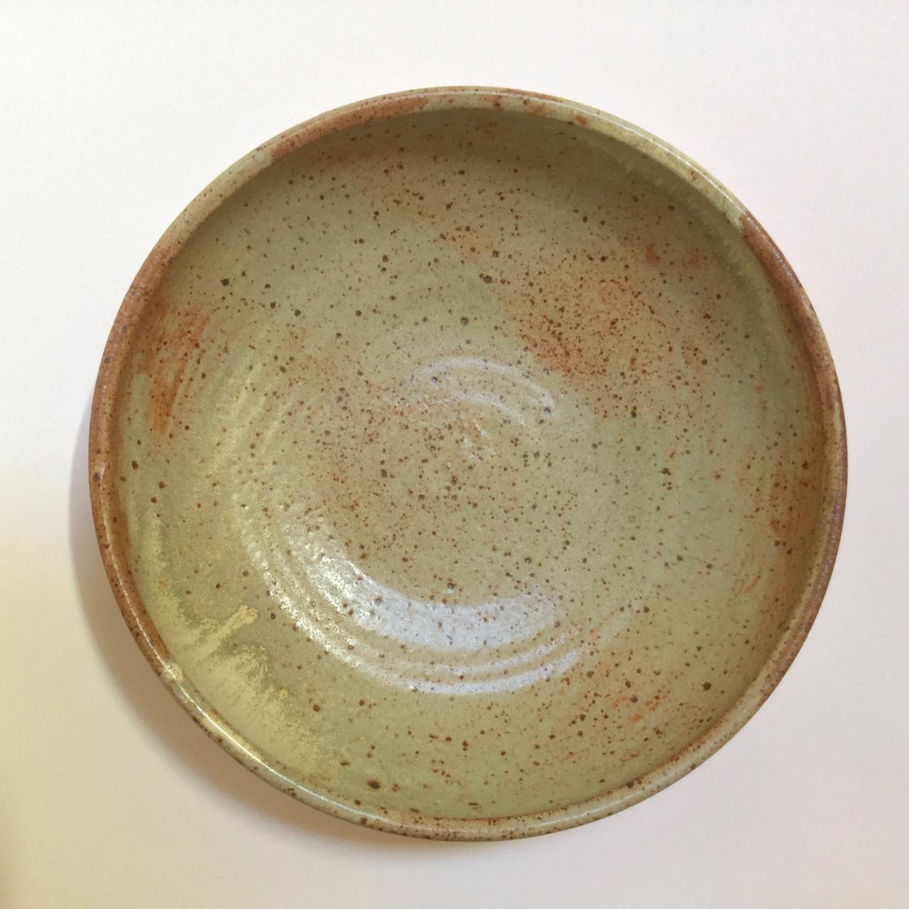 1085 Desert sand serving bowl top.jpg