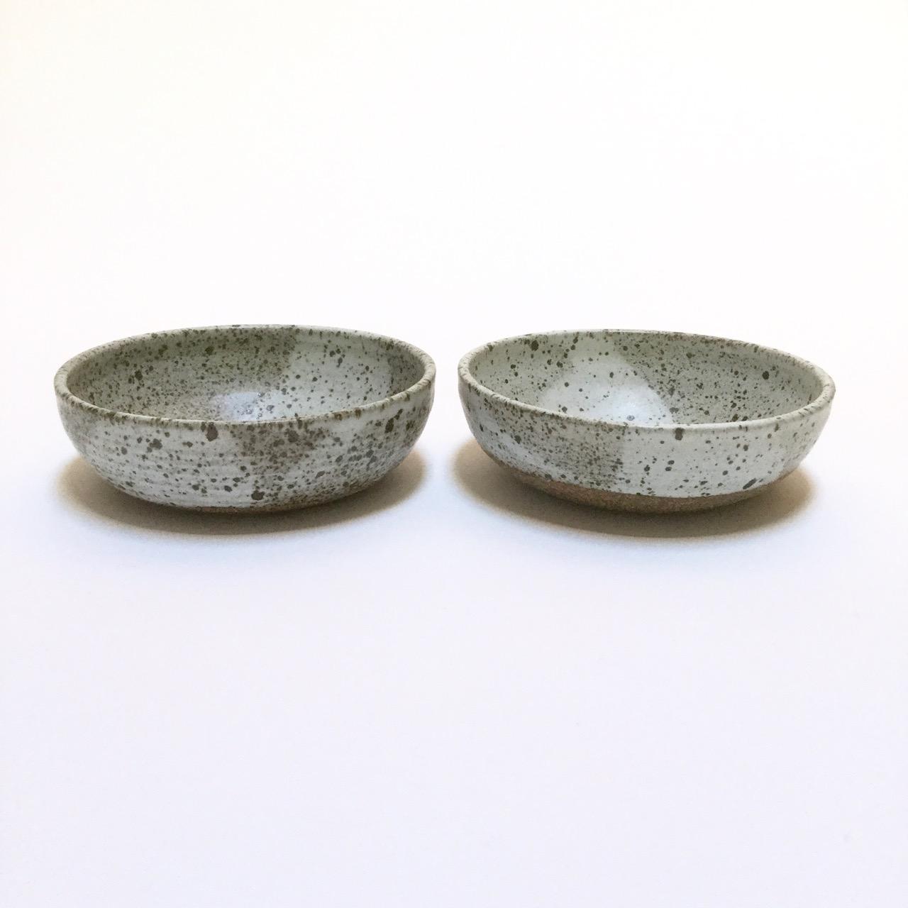 1146 Pair speckled bowls side.jpg