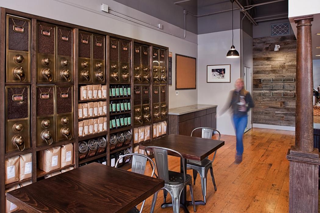 Dilworth Coffee -