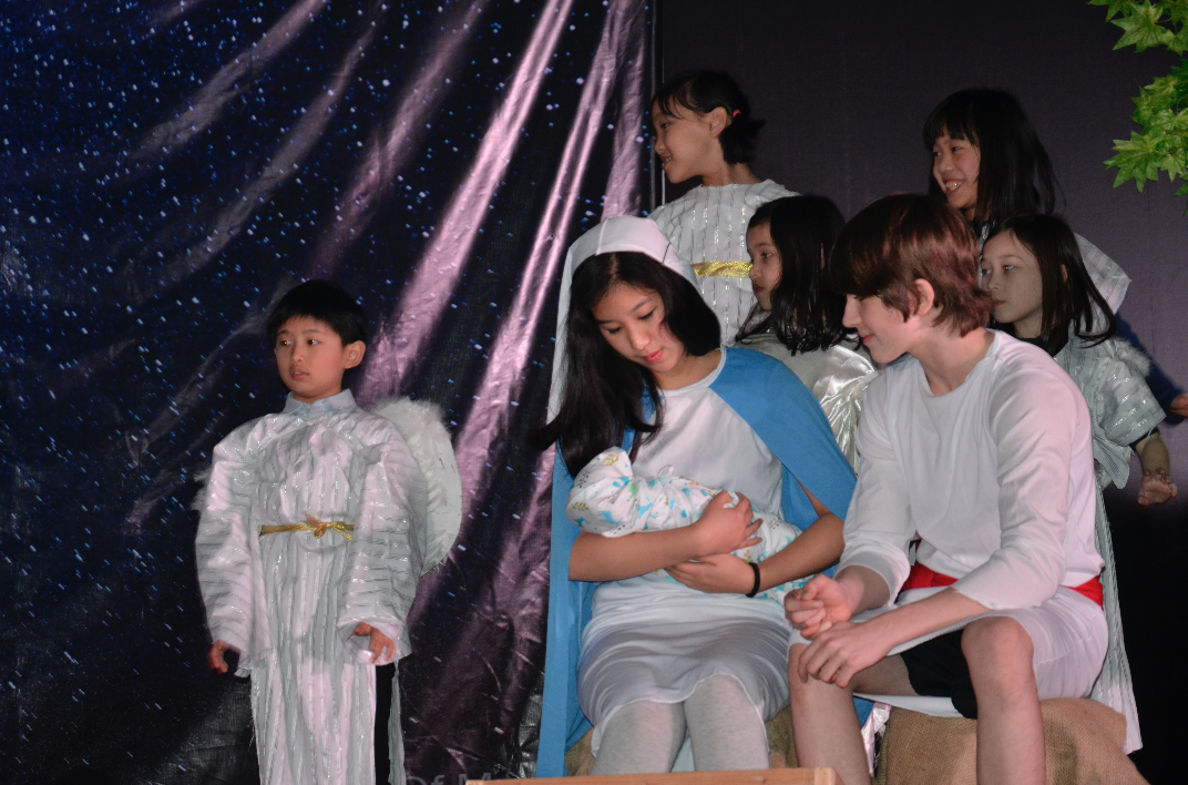 CHRISTMAS PRODUCTION-2015