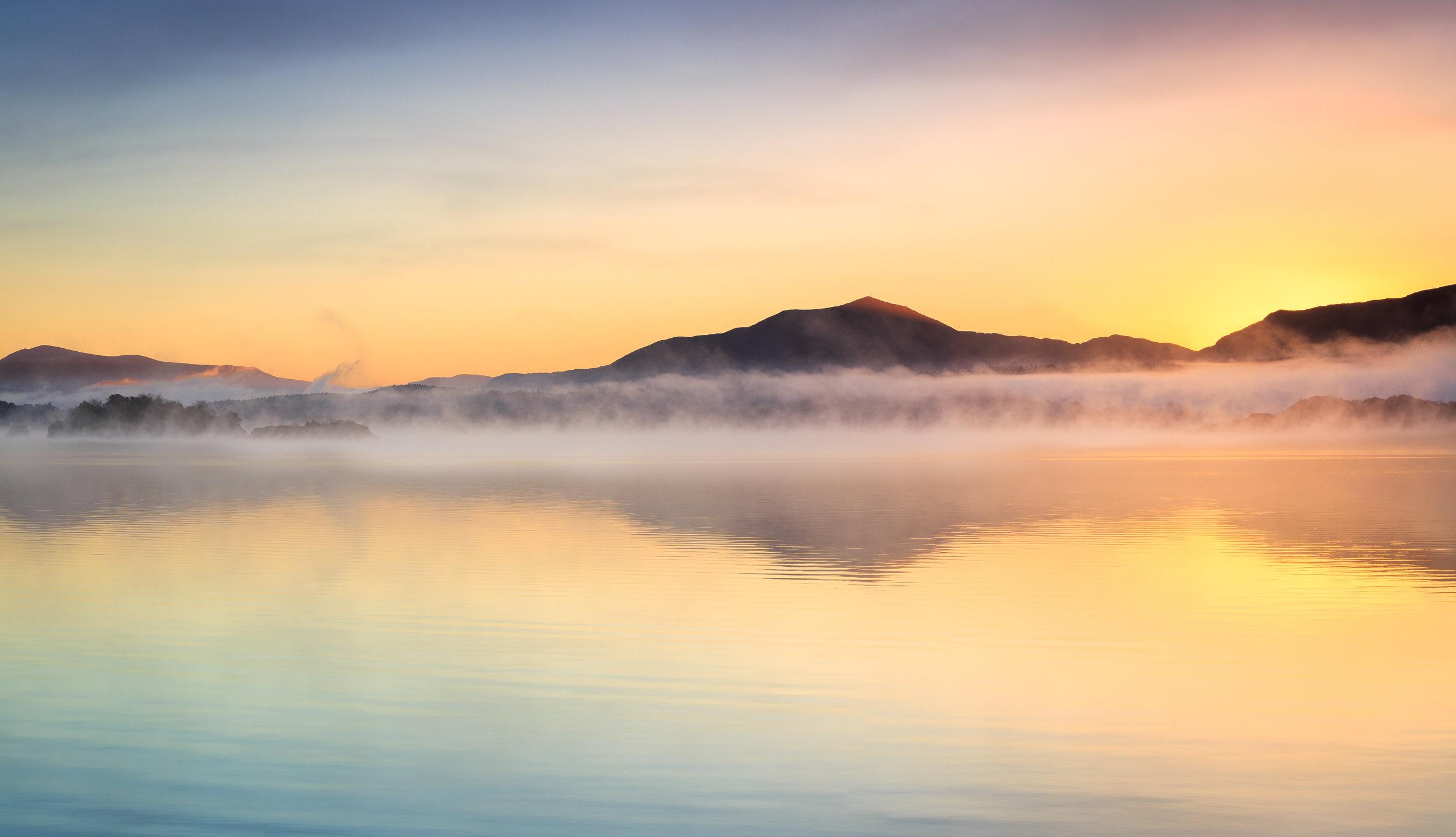 As Dawn Breaks Through