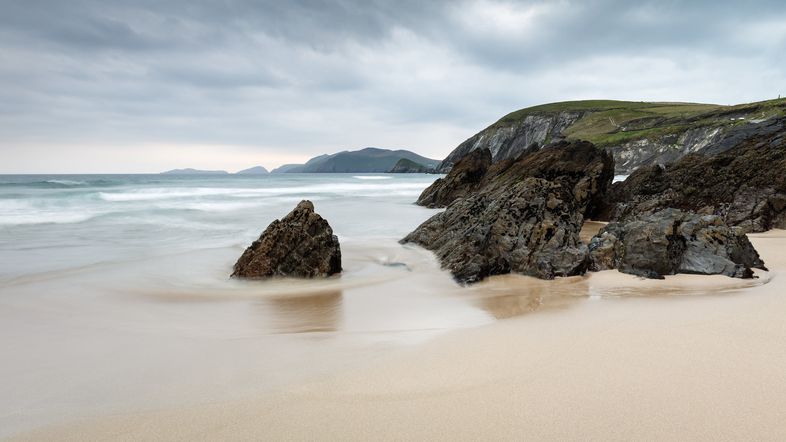 Day's End at Coumeenole