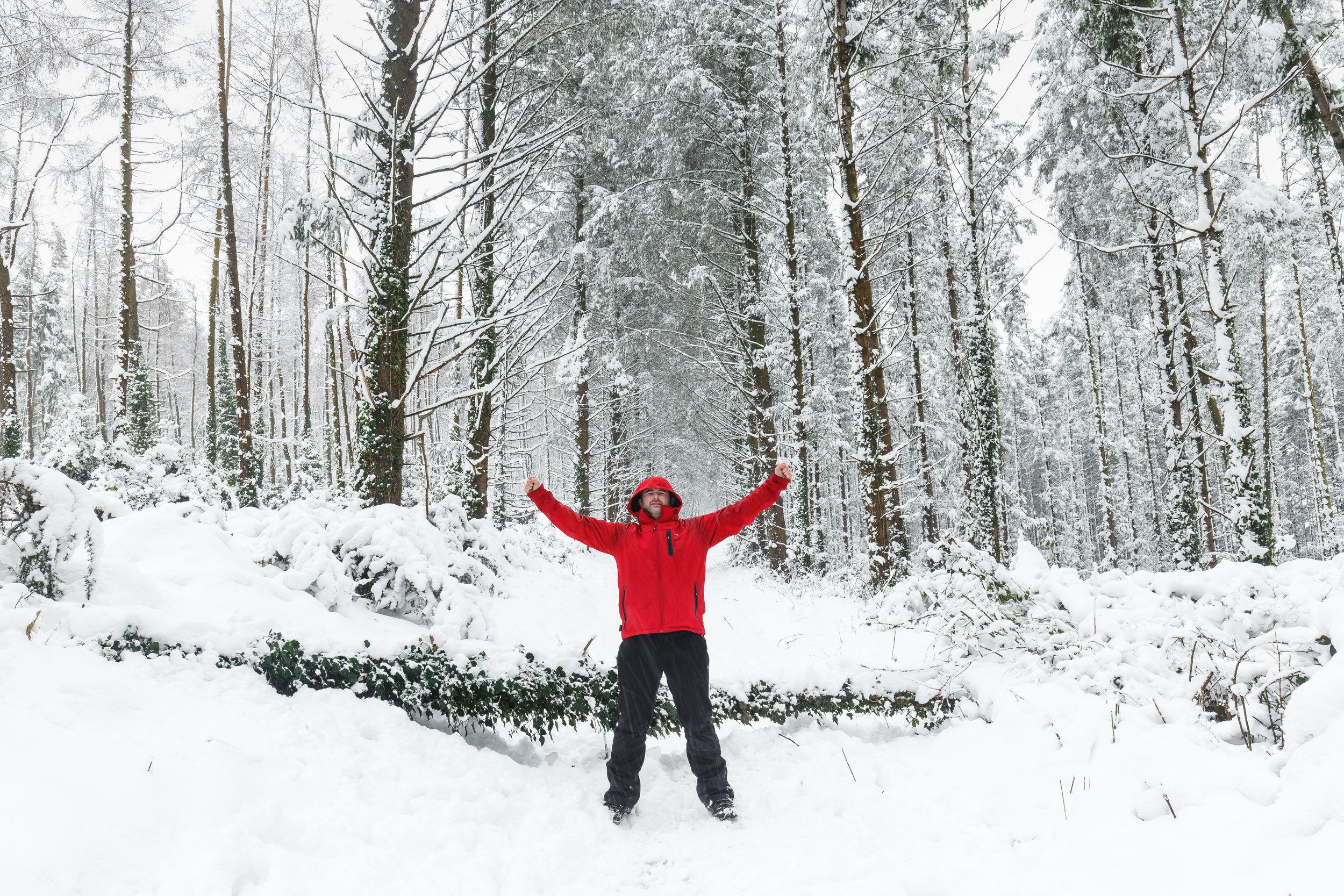 Graham Daly Photography Cork SnowStorm 2018