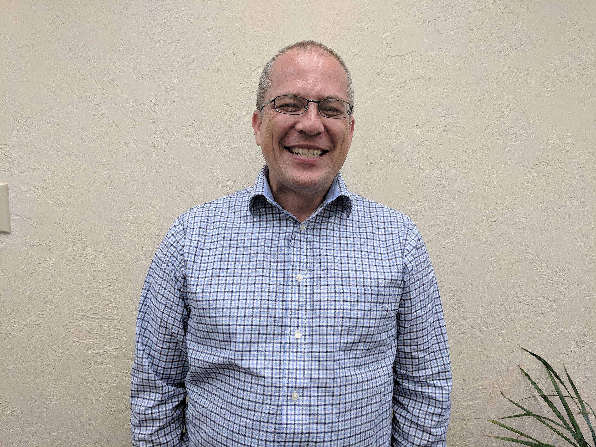 Kris Zito, Board Secretary-Treasurer