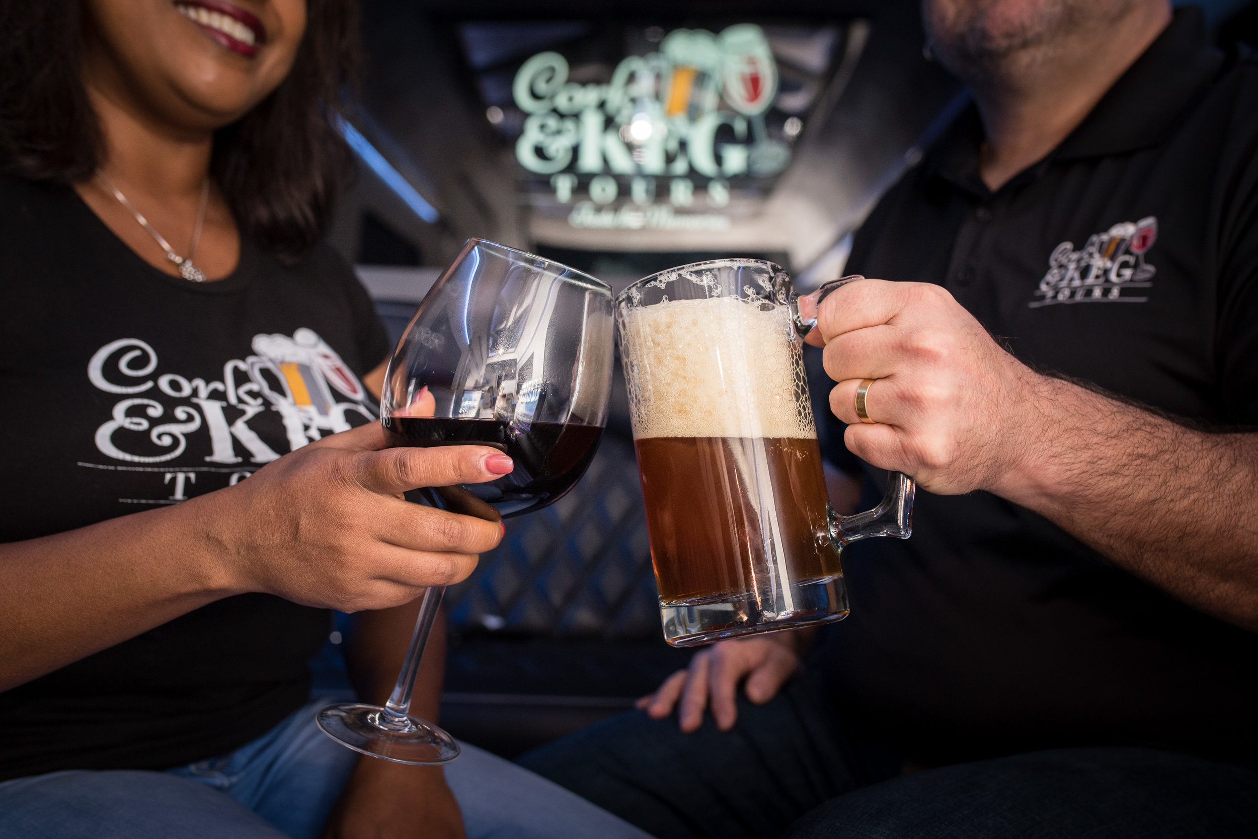 Cheers!  - book your tour here!