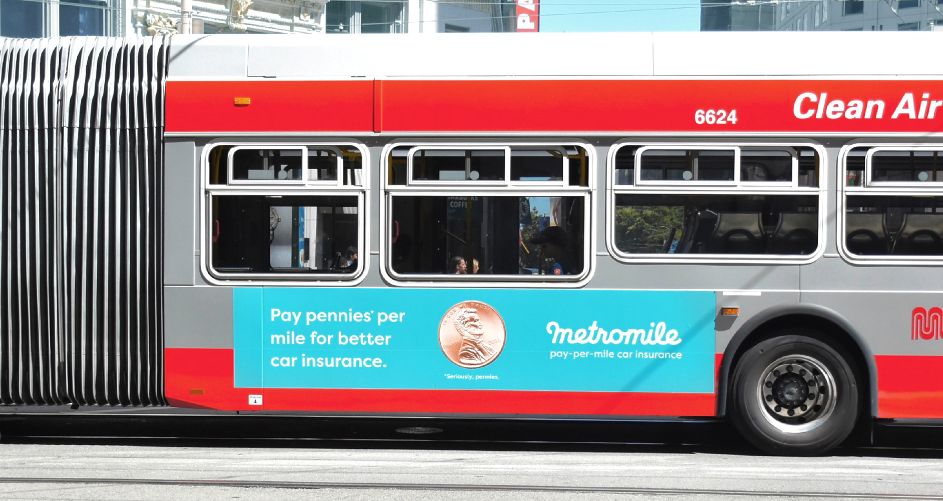 San Francisco, Bus