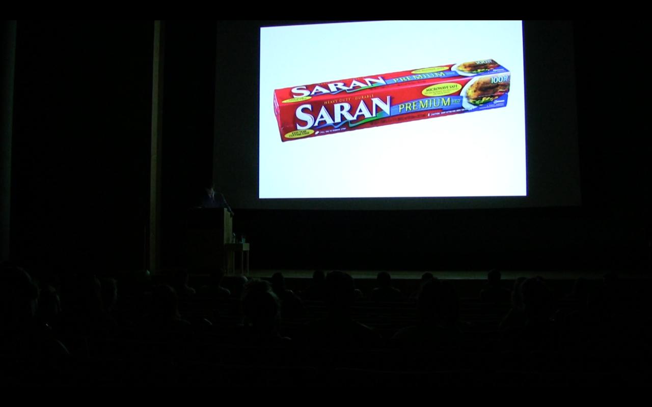 Saran Wrap Is Everything