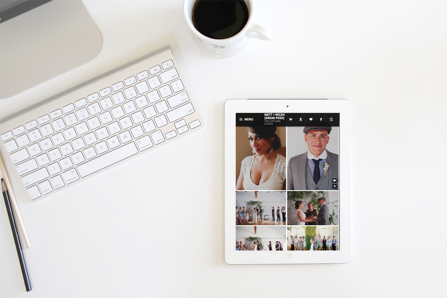 Digital Galley by The Suitcase Studio - Lifestyle Photographer in Bend Oregon
