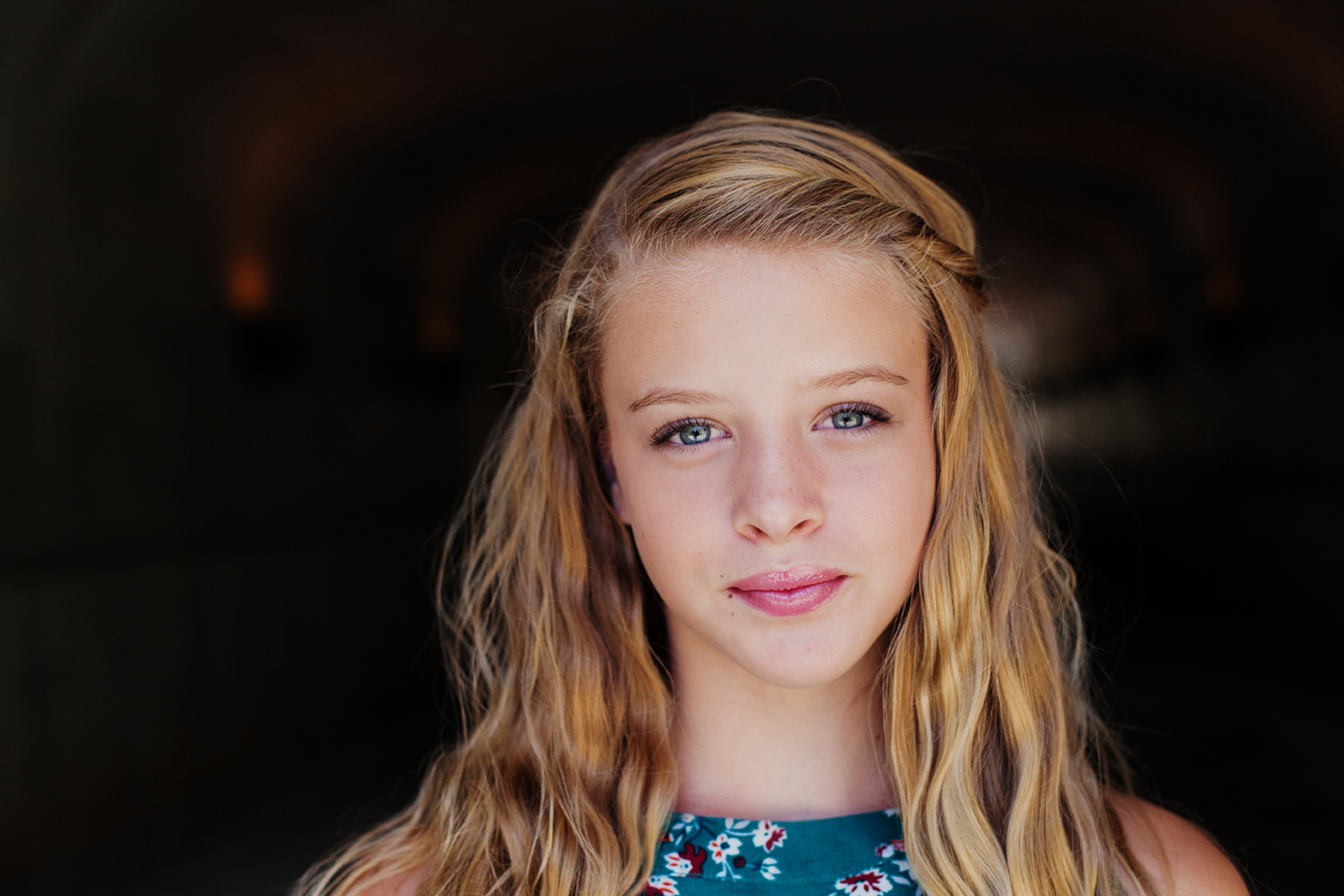preteen portraits by The Suitcase Studio - The WHO I AM Project