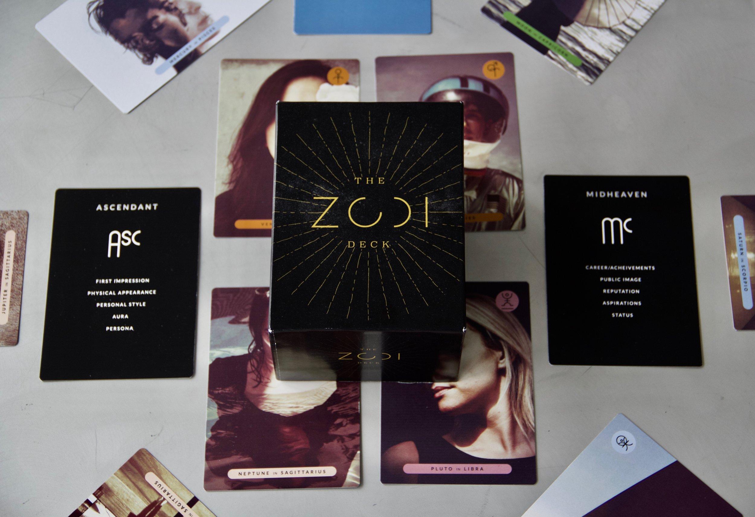 The ZODI Deck
