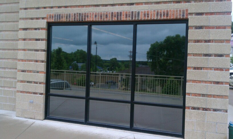 Commercial Windows — Clarksville (931) 645-2464 Nashville