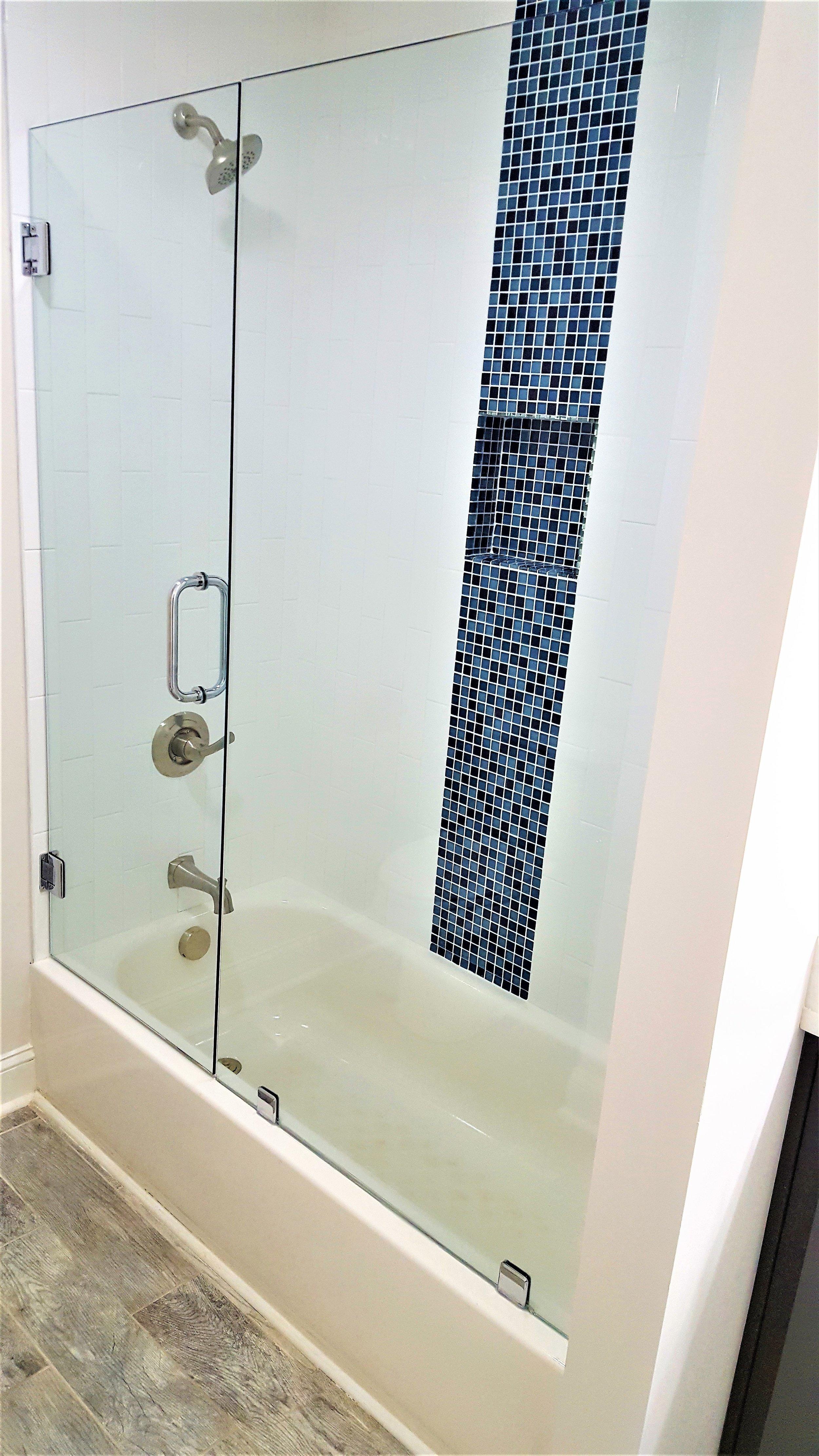 Frameless Shower Doors Clarksville 931 645 2464