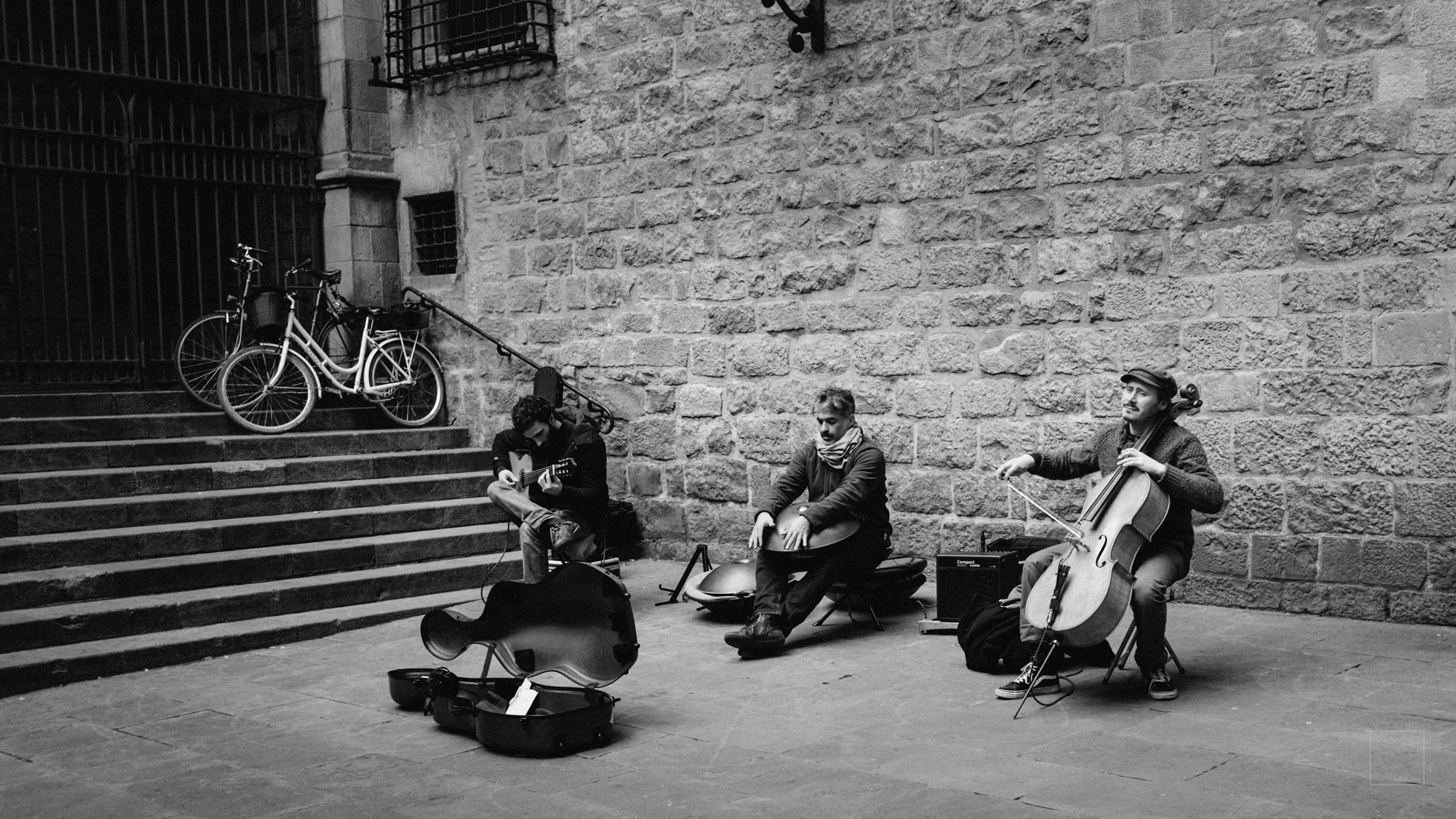 Melancholy on the streets of medieval Barcelona