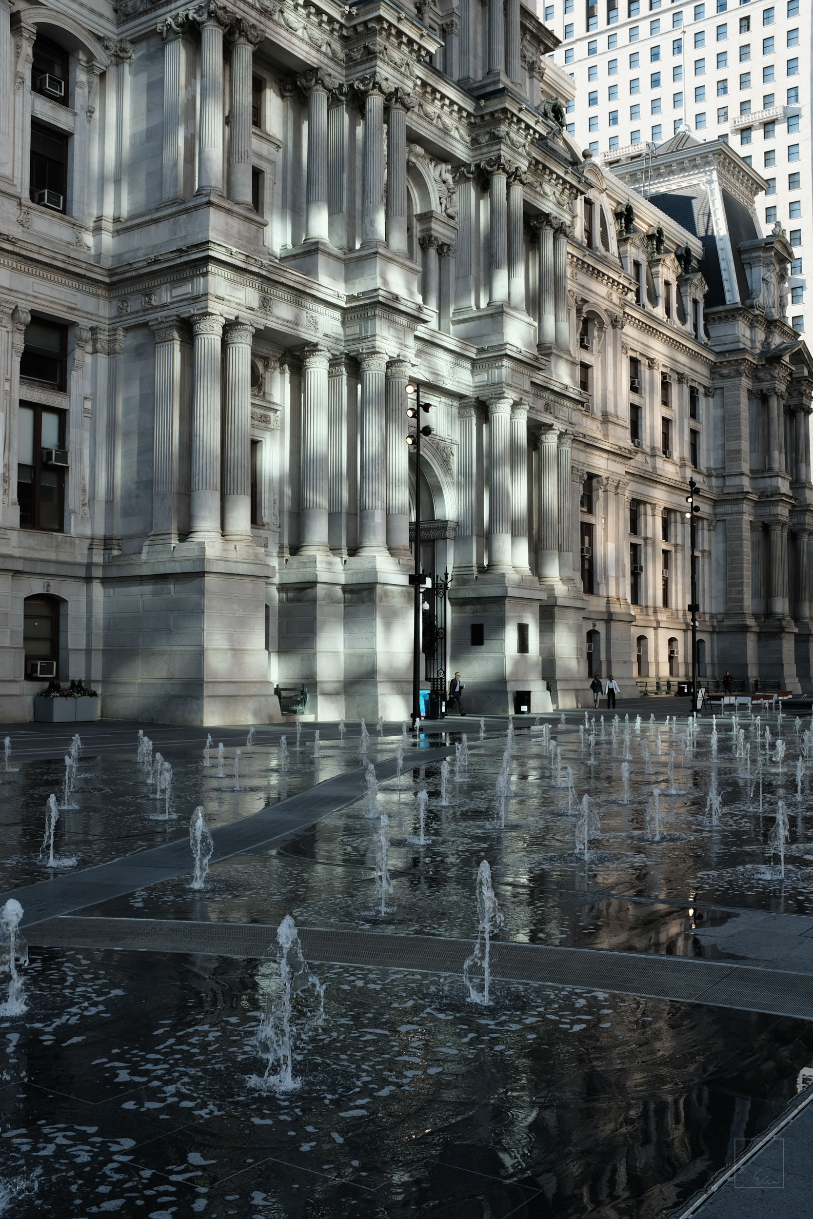 Philadelphia City Hall 4/5