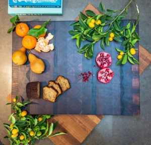 Auction Item: Serving/Cutting Board by Jacob May