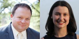 Jacob Bell -Associate Attorney,  Ward & Hagen LLP  | Linda Gordon -Summer Intern, The Impact Fund