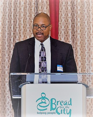 George A. Jones, Chief Executive Officer - Bread for the City