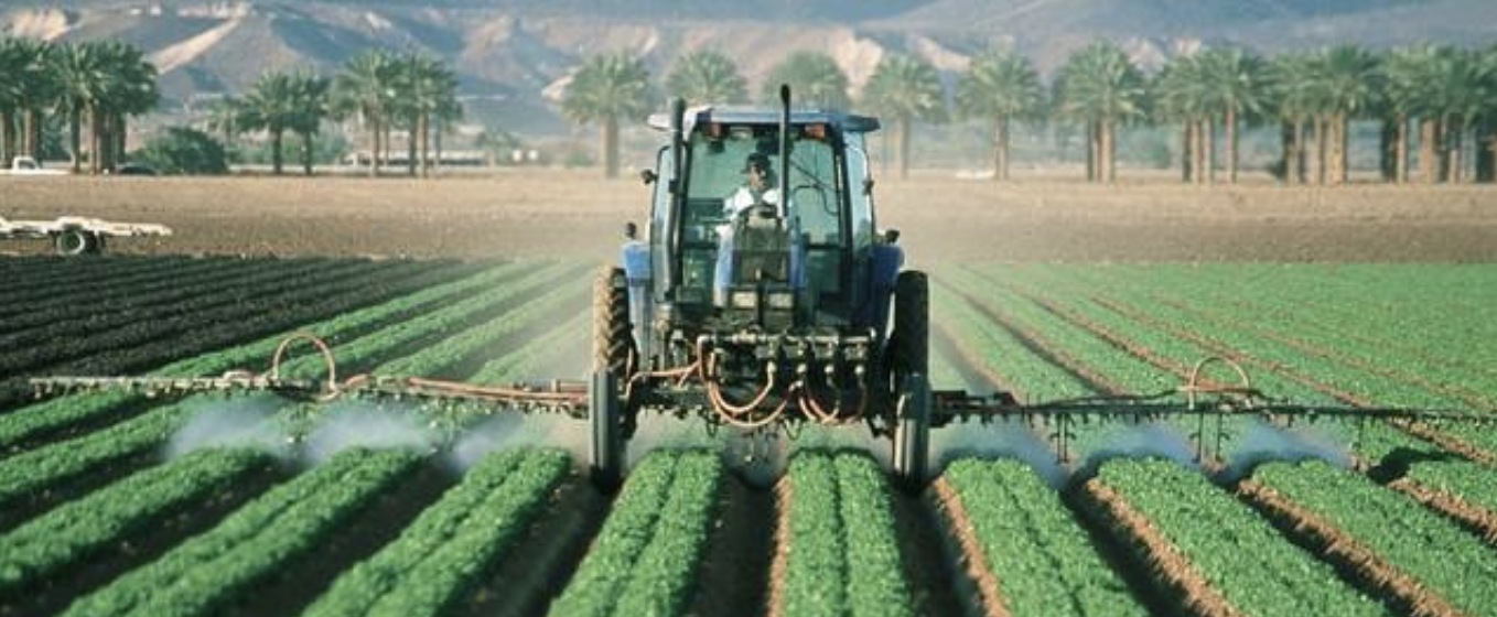 We need to know what the companies are spraying on our fields