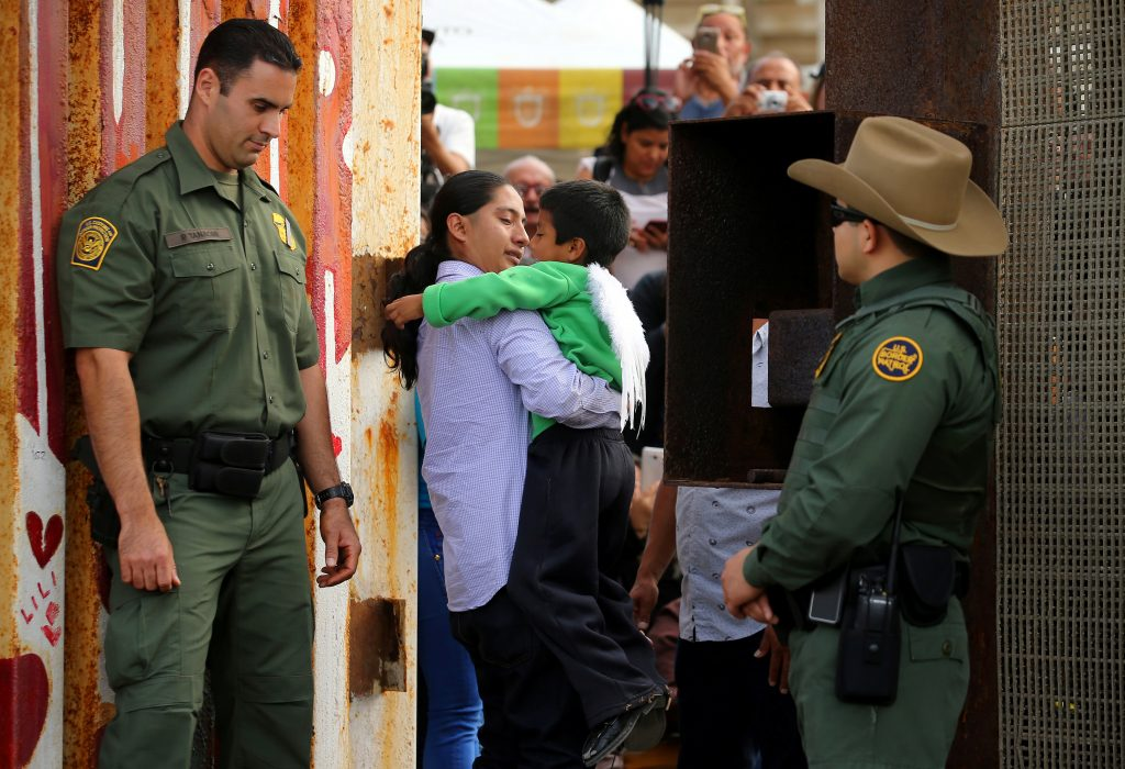 """Just over a year ago, then Homeland Security Secretary, John Kelly, said parents and children caught crossing the Mexican border illegally wouldn't be separated unless the """"situation at the time requires it."""""""
