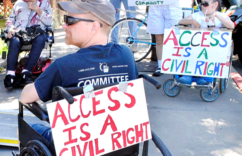 People with disabilities must be allowed to join together and use class actions to pursue workplaces free of discrimination.
