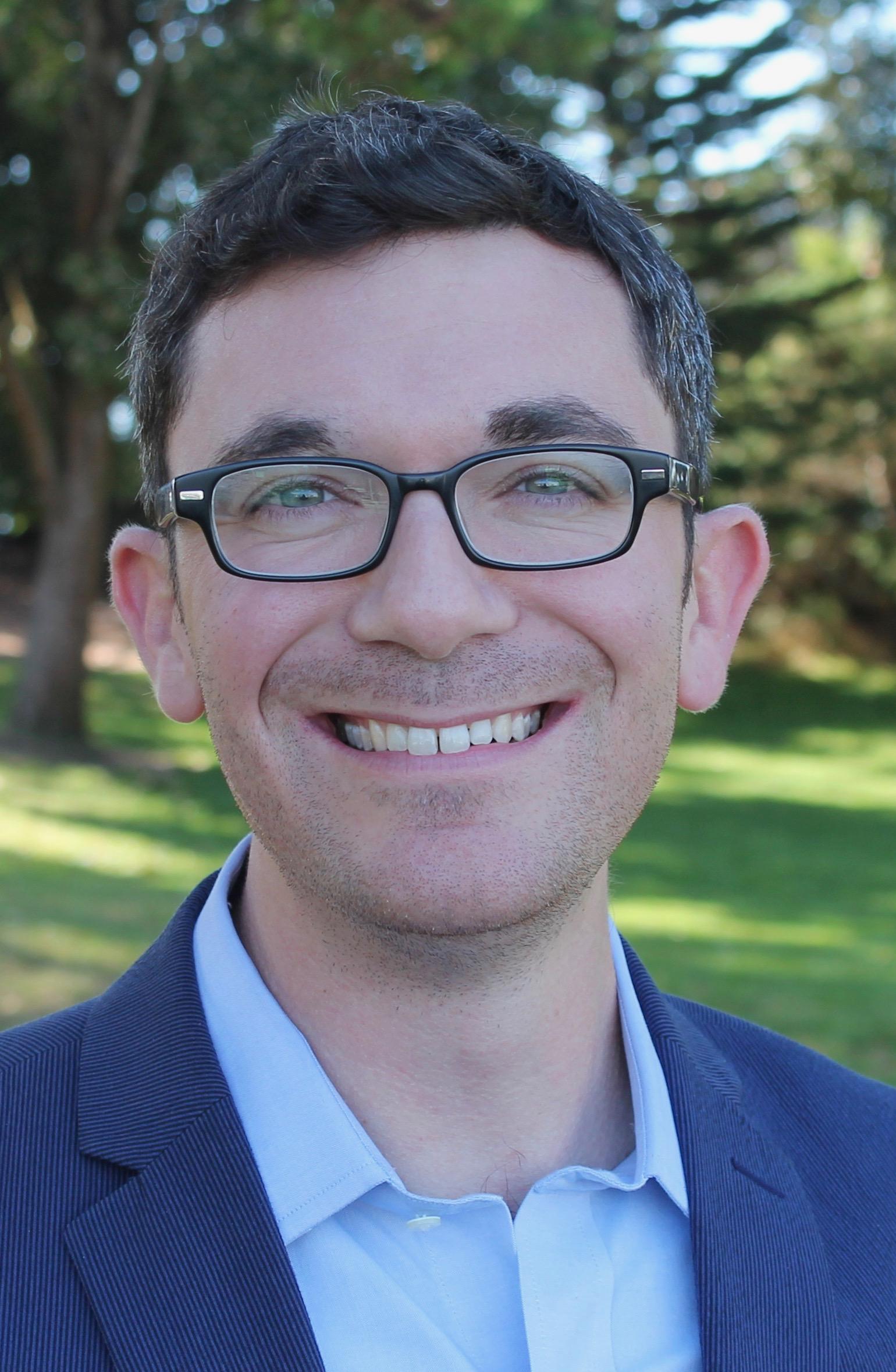 David Nahmias, Law Fellow at the Impact Fund