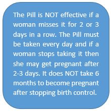 "Girls in the ""unidirectional intervention"" received one health fact per week for 12 weeks. This is one of those facts."