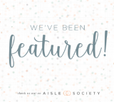 Our Winter Engagement Shoot for Leyliani and Ambrioix was featured on Aisle Society!