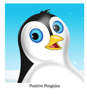 The four positive Penguins take you on an interactive journey to help you understand that feelings arise from your thinking and if you challenge your negative thoughts successfully you may be able to see things in a more realistic and even optimistic way.