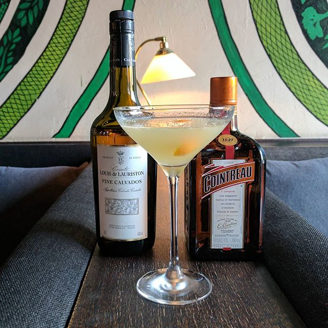 """""""Liberte!"""" Monsieur Wilkinsons cocktail de la semaine."""