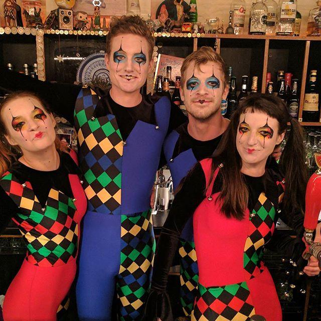 New staff dress code, one night only. #thenewbrunswick