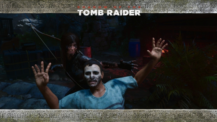 The Tomb Raider Experience Now at Universal Studios Orlando