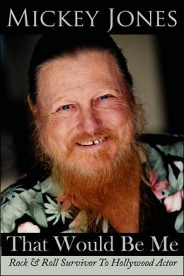 Mickey Jones book