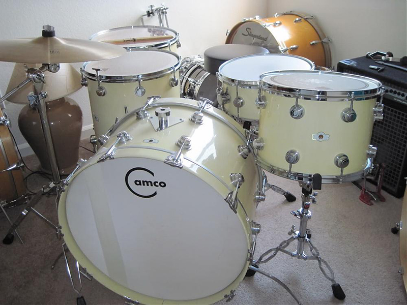 Camco The L A Years And Beyond Not So Modern Drummer