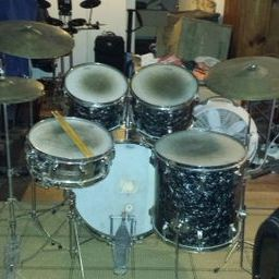 Stanley Krell S Rogers Drums A Once In A Lifetime Find Not So Modern Drummer