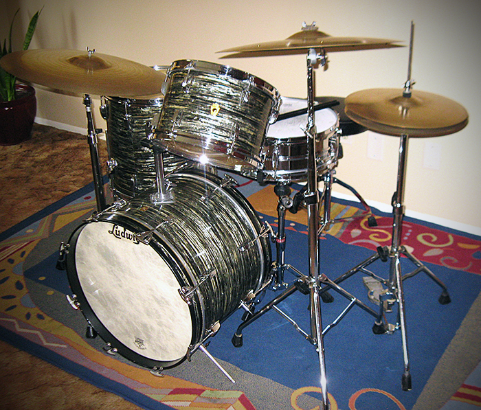 JFK Drum Set