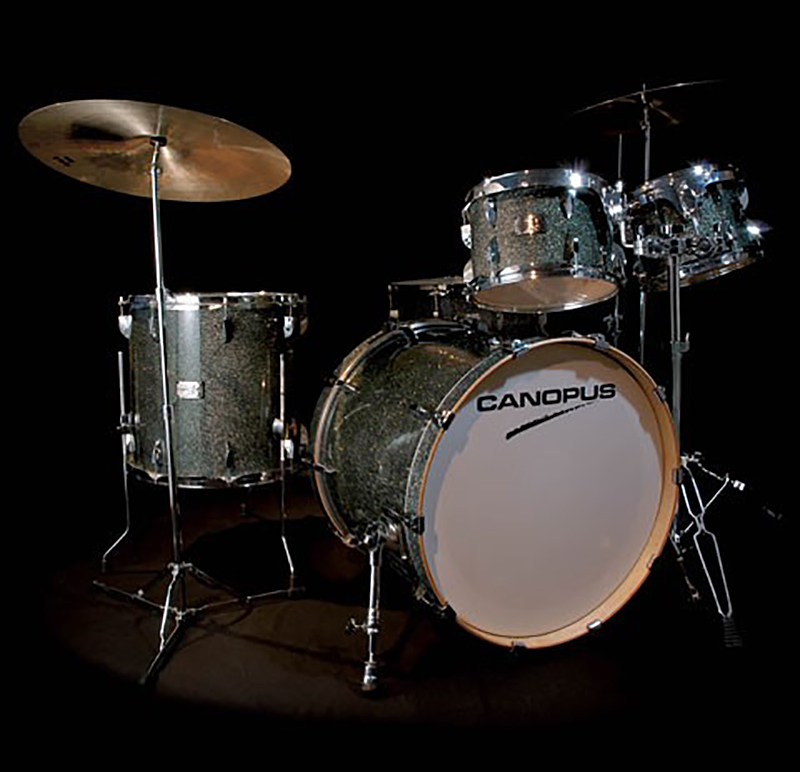 Review: Canopus Yaiba Bop & Yaiba Groove Kits — Not So Modern Drummer