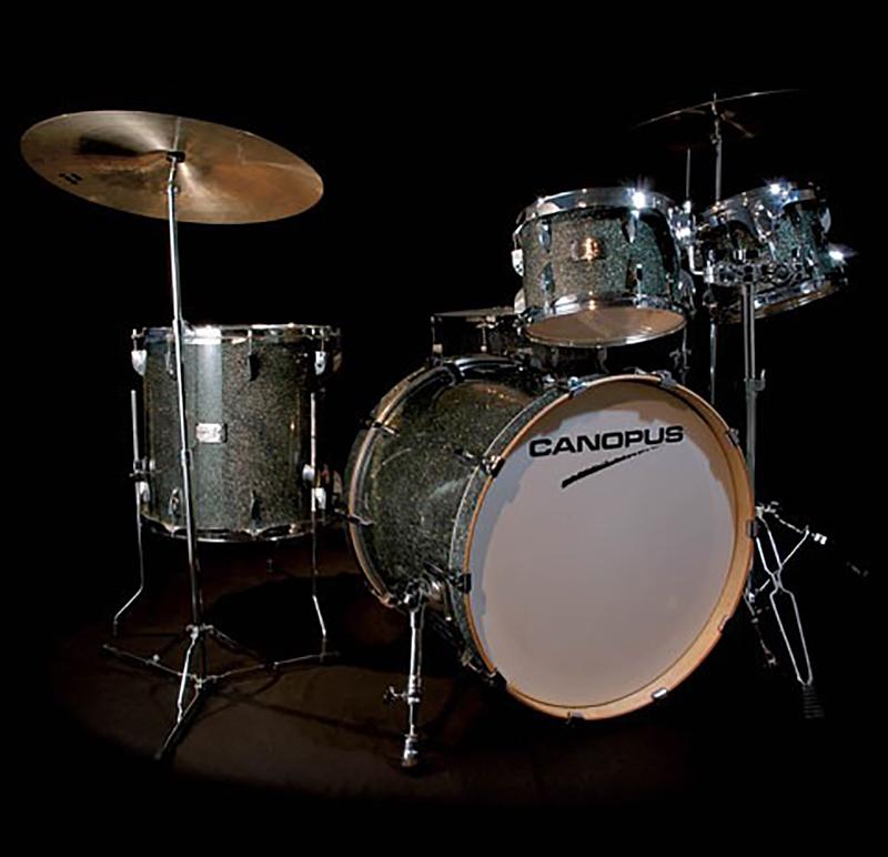 Review: Canopus Yaiba Bop & Yaiba Groove Kits — Not So Modern Drummer