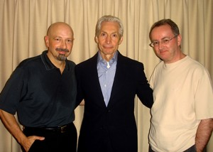 Steve Smith & Charlie Watts