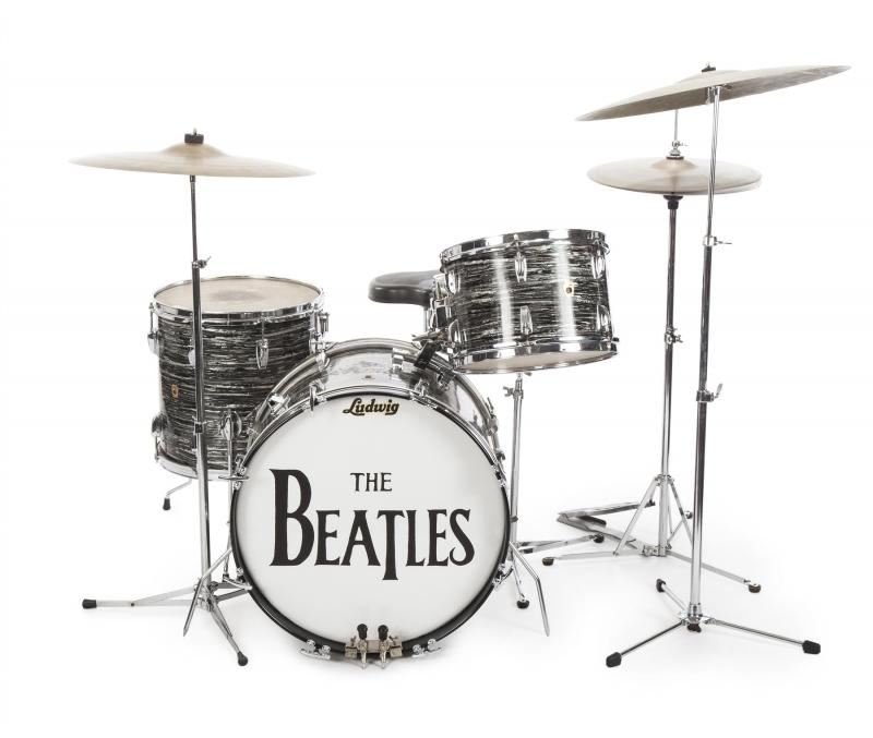 A First Hand Account Of Ringo S Auction Of Drums And Personal Items That Fetched Over 9 Million Dollars Not So Modern Drummer