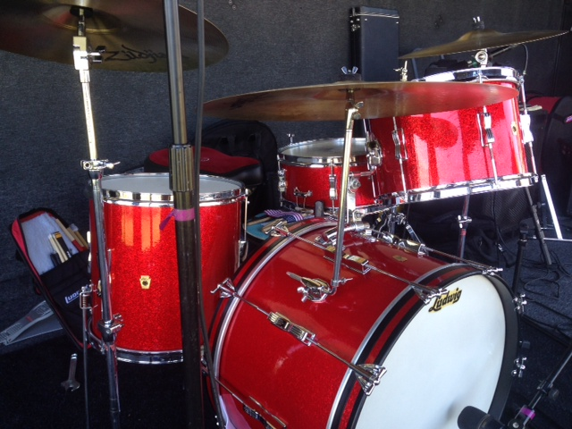 1964 Special order Ludwig Club Date set — Not So Modern