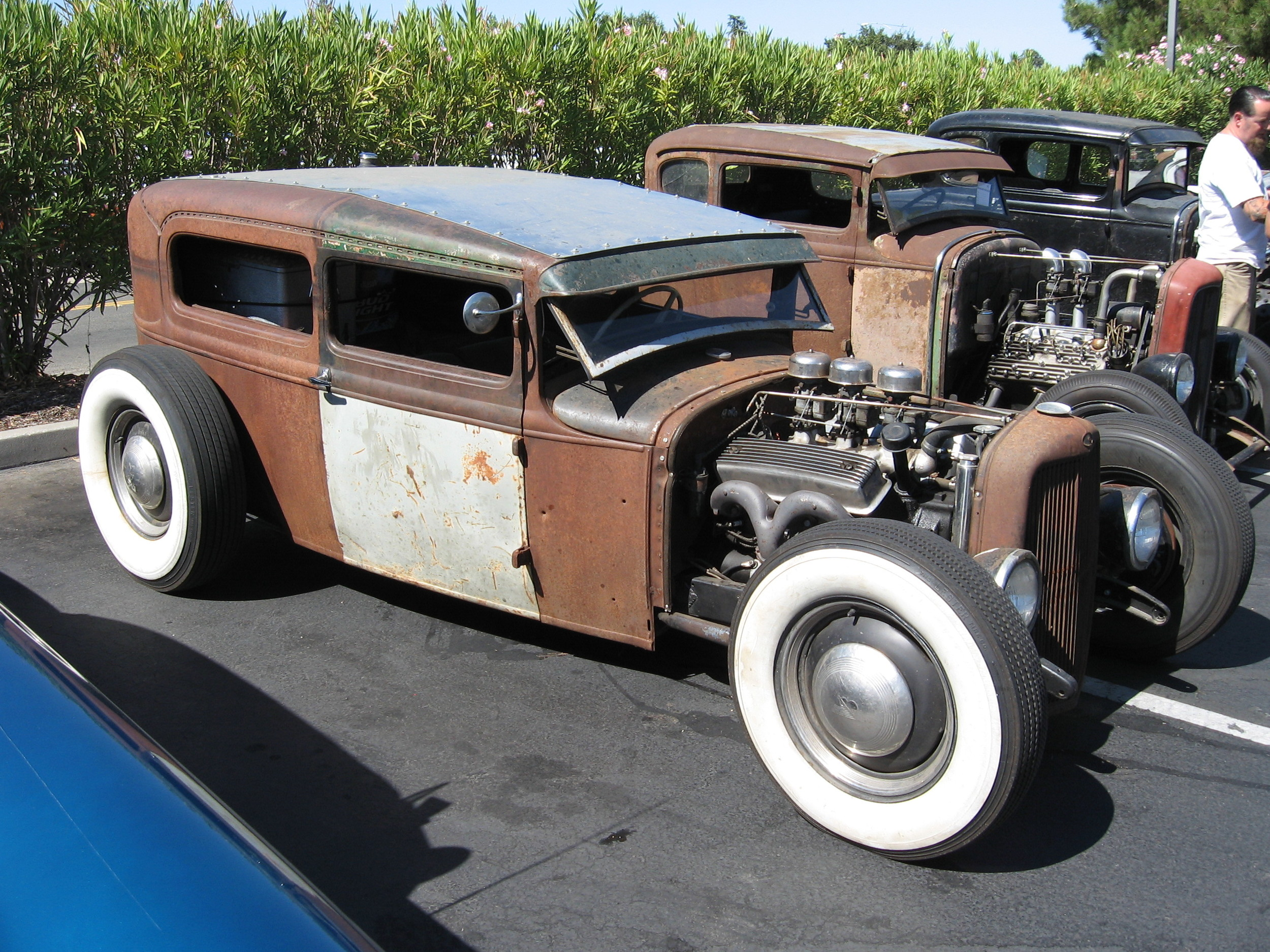 Typical Rat Rods