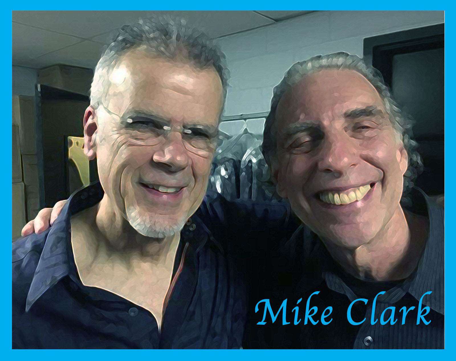 David Garibaldi and Mike Clark