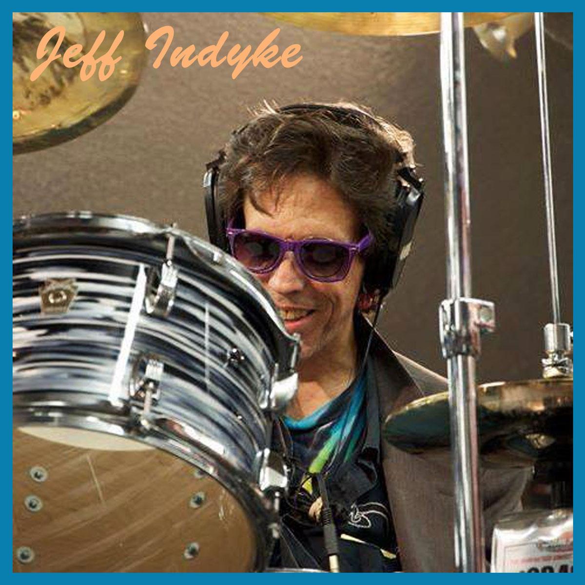 Buddy Rich Jazz Drums 8x10 B/&W Publicity Photo