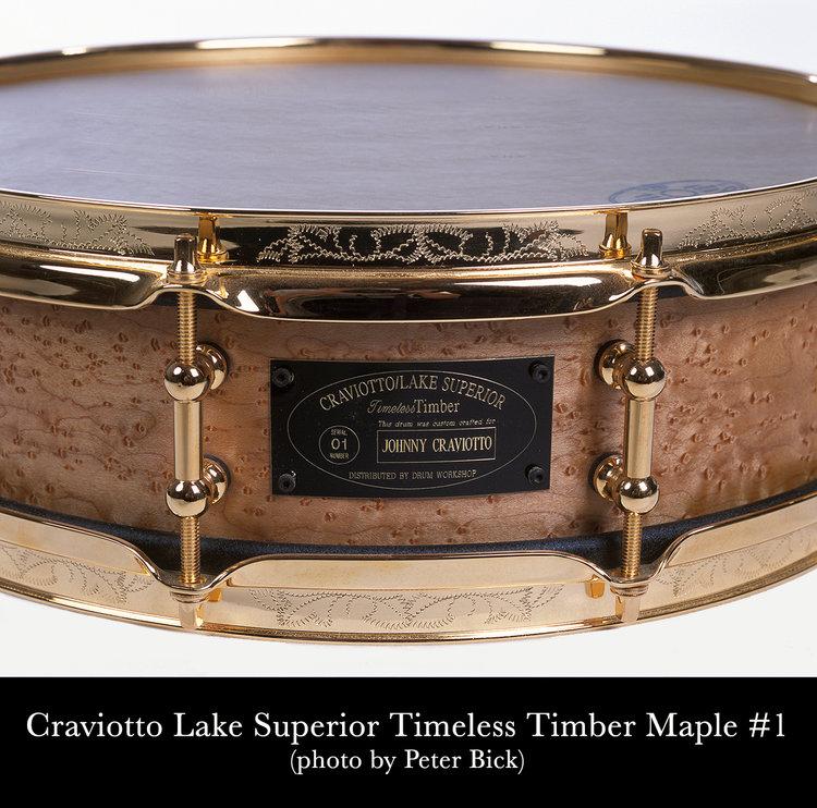 The Drum Engravers, Part 1: John Aldridge — Not So Modern