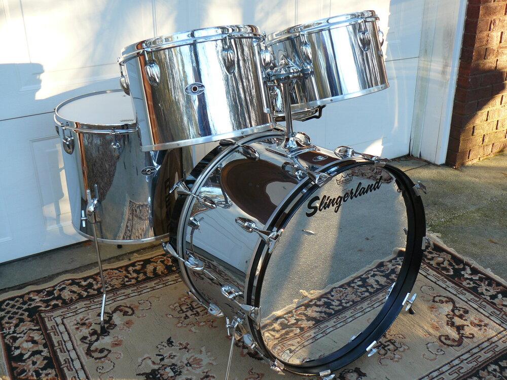 Drum sets slingerland Vintage Drum